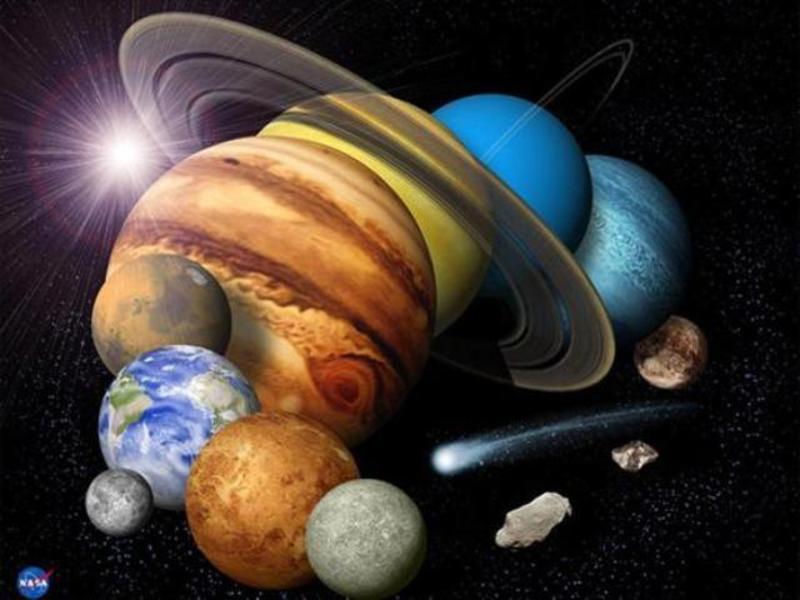 О Солнечной системе